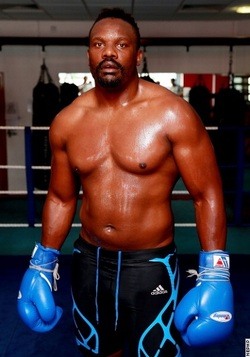 anthony joshua boxrec